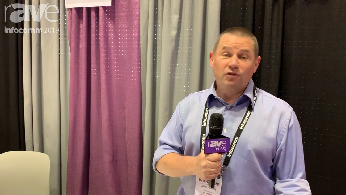 InfoComm 2019: SilexPro Demos Silex PTE All-in-One Codec-Agnostic Center-of-Table Video Solution