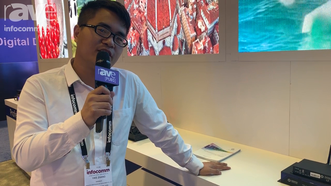 InfoComm 2019: Linsn Technology Intros the Asynchronas Media Player