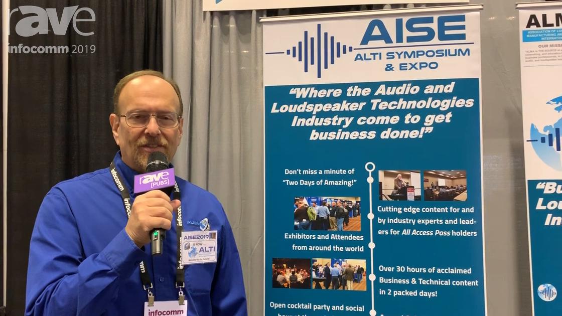 InfoComm 2019: ALMA International Is Now ALTI (Audio & Loudspeaker Technologies International)