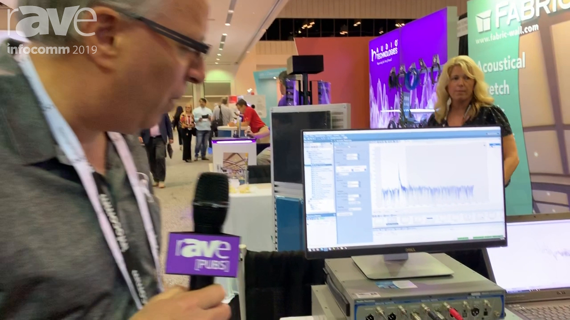 InfoComm 2019: Audio Precision Highlights APX 515 Audio Analyzer and 1701 Transducer Test Interface