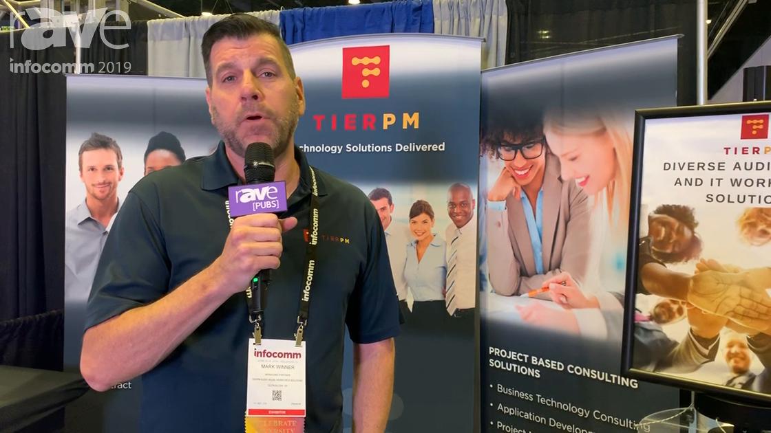 InfoComm 2019: TierPM Offers AV Workforce Solutions