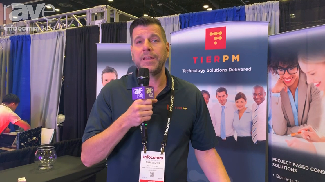 InfoComm 2019: TierPM Offers New Services for the AV Industry Including Data Virtualization