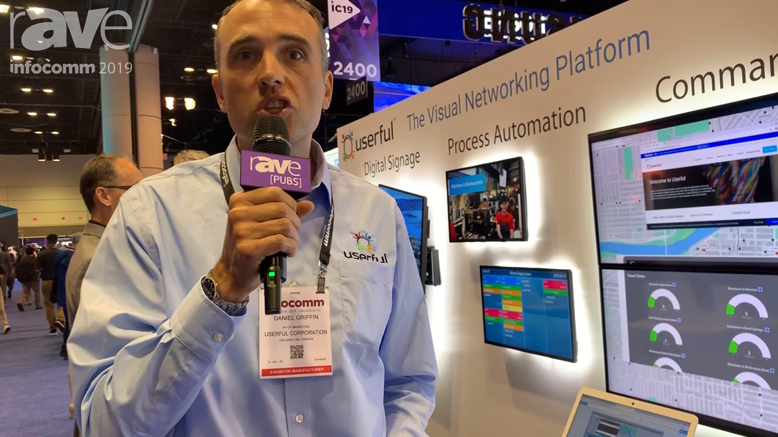 InfoComm 2019: Userful Offers Software-Based Video Wall Control for Command and Control