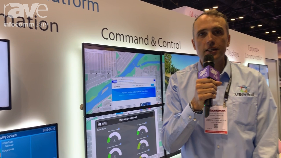 InfoComm 2019: Userful Showcases Its Visual Networking Platform for Video Walls & Screen Management