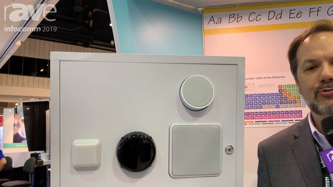 InfoComm 2019: FrontRow Features a Classroom Kit Called EZRoom With Everything Except a Display