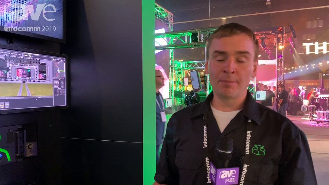 InfoComm 2019: Green Hippo Showcases the Hippotizer Montane+ Real-Time Media Server