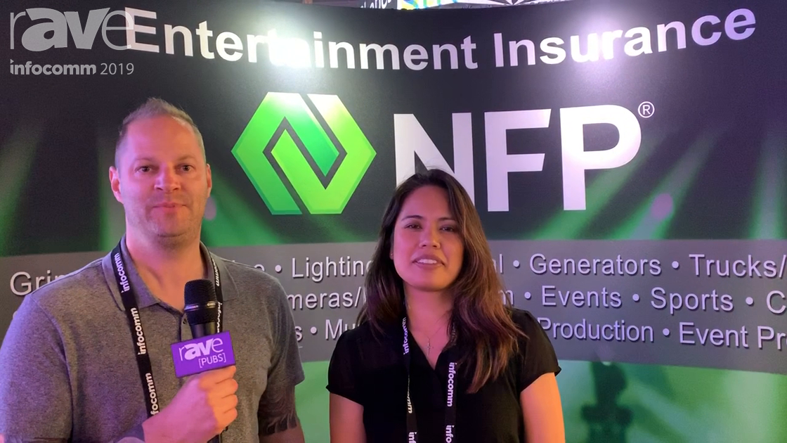 InfoComm 2019: NFP Offers Entertainment Insurance