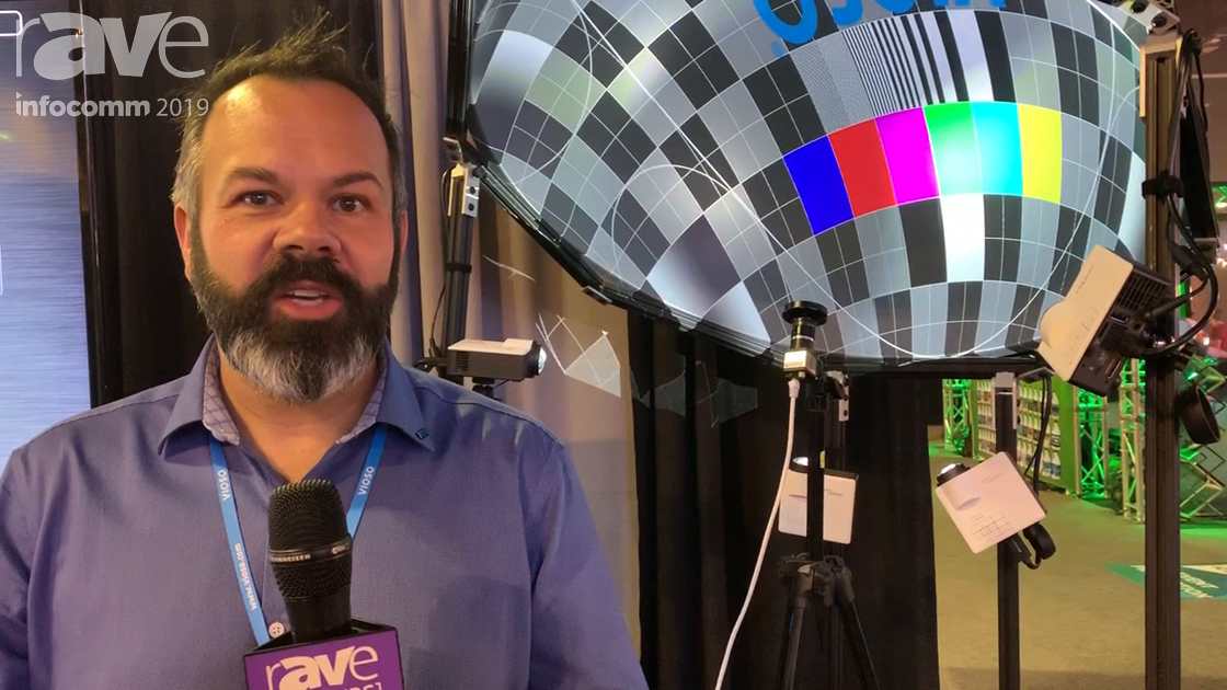 InfoComm 2019: Vioso Features Its Vioso Camera Calibration System for Projectors