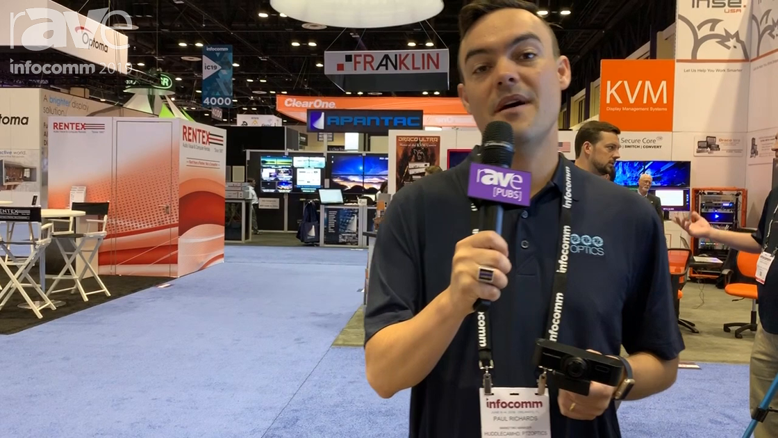 InfoComm 2019: HuddleCamHD Intros HuddleCamHD Webcam 120 and Huddle Pair Camera/Speaker Combination