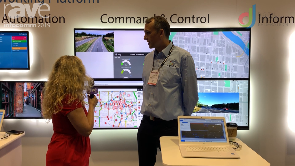 InfoComm 2019: Userful Talks Command and Control with Laura Davis-Taylor