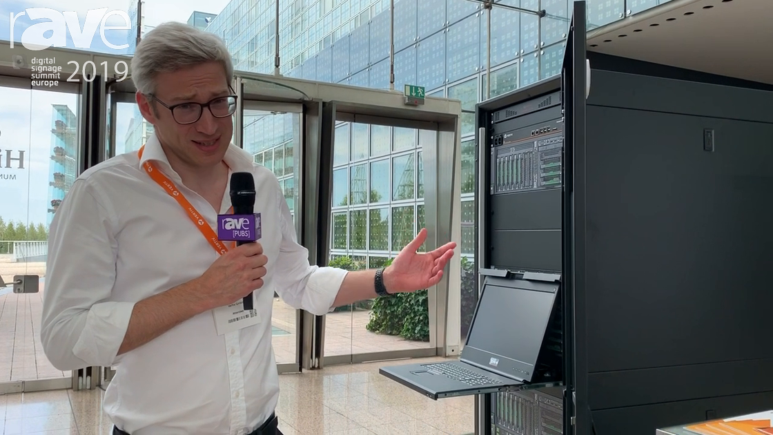 DSSE 2019: Vertiv Showcases IT Infrastructure for AV and IT Products, Solutions
