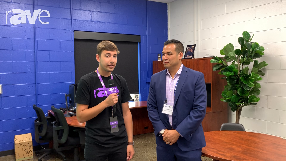 AVI-SPL: Al Ayulo Speaks With Jacob Blount, Talks Opening of AVI-SPL NY Metro Office