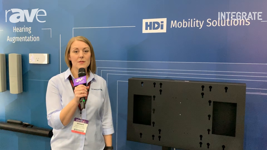 Integrate 2019: Technology Core Features Mobility Solutions, Including Various Trolleys