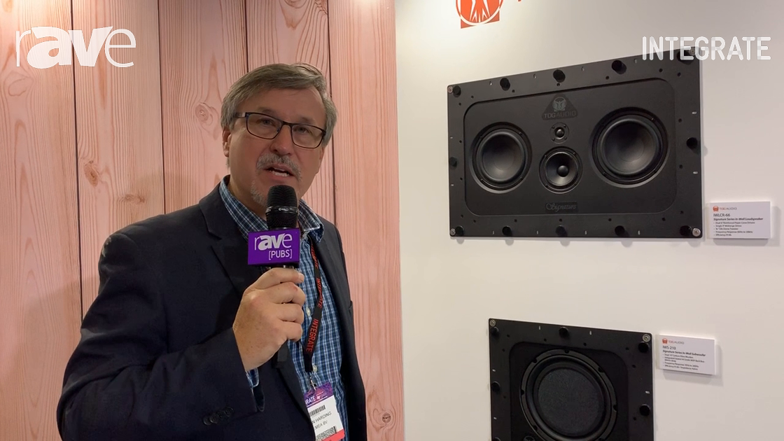 Integrate 2019: TDG Audio, Vanguard Dynamics Show Home Audio Solutions on the Canohm Australia Stand