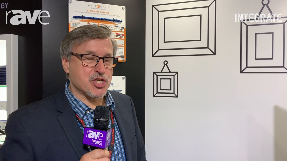 Integrate 2019: Amina Technologies Intros Invisible In-Wall Speakers on the Canohm Australia Stand