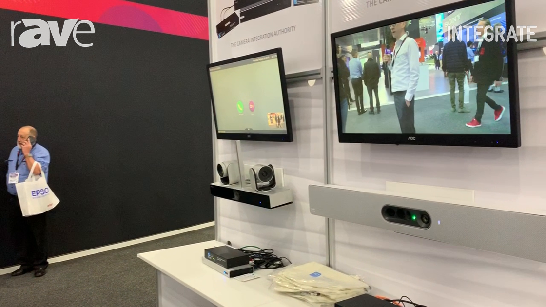Integrate 2019: Sound Control Technologies Highlights RemoteCam8 Videoconferencing Camera Extenders