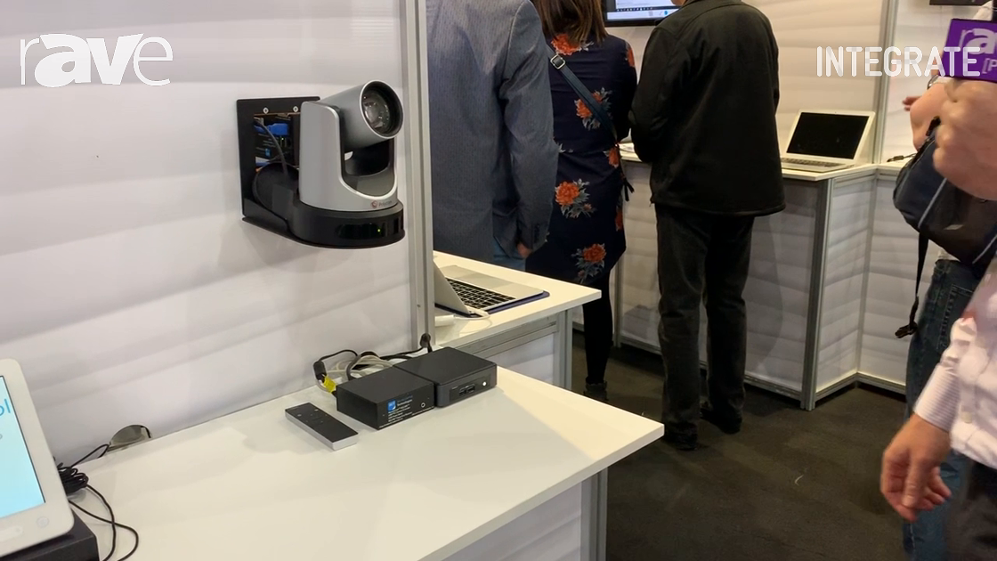Integrate 2019: Sound Control Technologies Presents the RCU-SP2 USB PTZ Camera Extender
