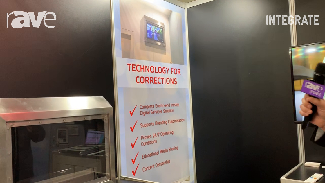 Integrate 2019: CombiTel Overviews Technology Solutions for Corrections Facilities