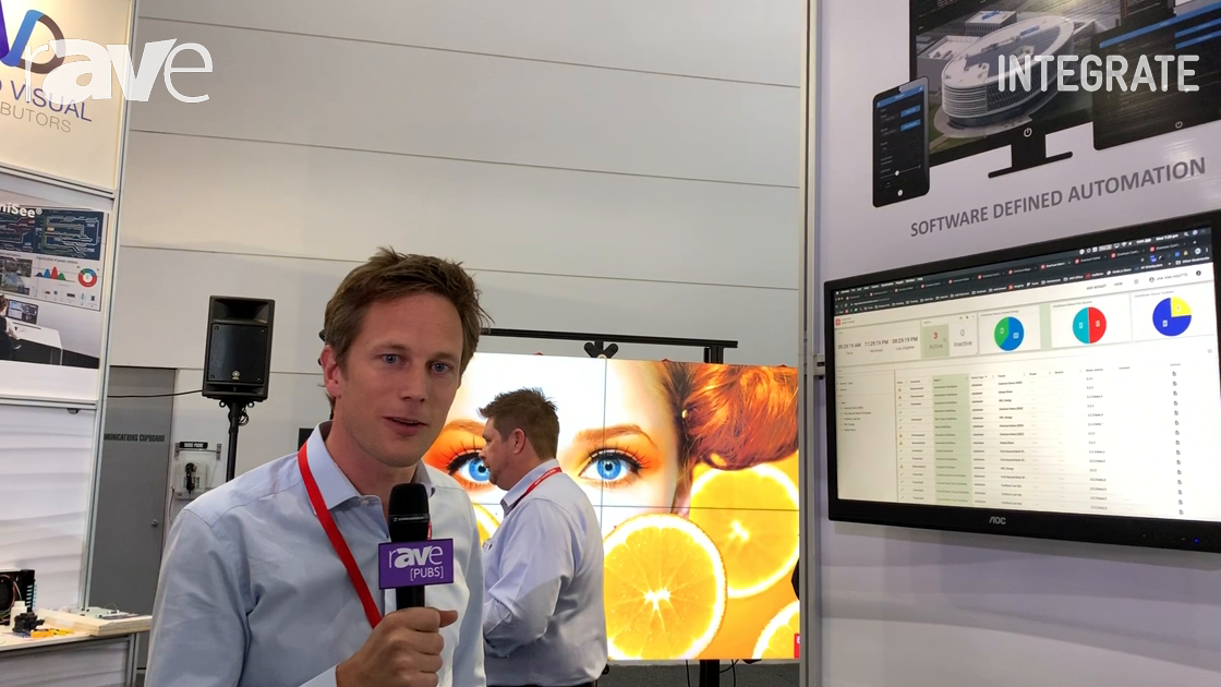 Integrate 2019: Barco Talks Overture AV Remote Monitoring and Control Solution at AV Distributors