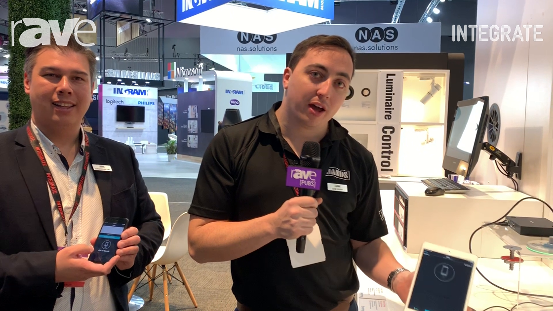 Integrate 2019: Biamp Talks About How Crowd Mics Works on the Jands Stand