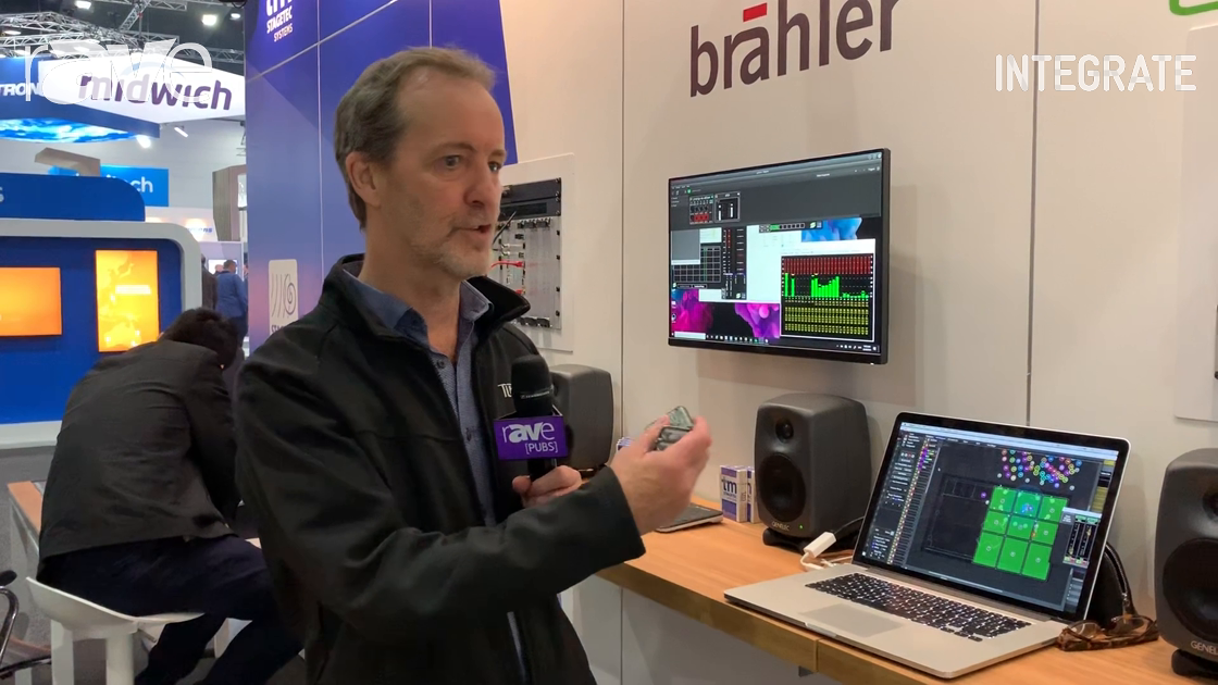 Integrate 2019: TiMax OutBoard Shows Off Spatial Audio Processor Trackers at TM Stagetec Systems