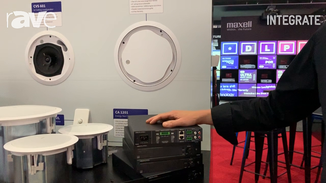 Integrate 2019: Lab.gruppen Adds Commercial Amplifier Range Including CA602 at Australis Music Group