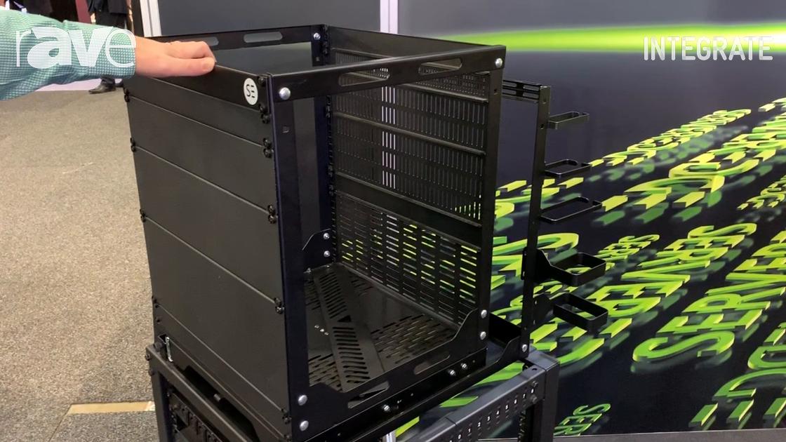 Integrate 2019: ServerEdge Presents the Slide and Swivel Rack Unit Cabinet