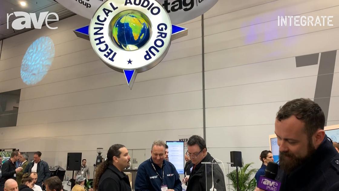 Integrate 2019: Audio-Technica Shows ES925 Modular Gooseneck Mic System at Technical Audio Group