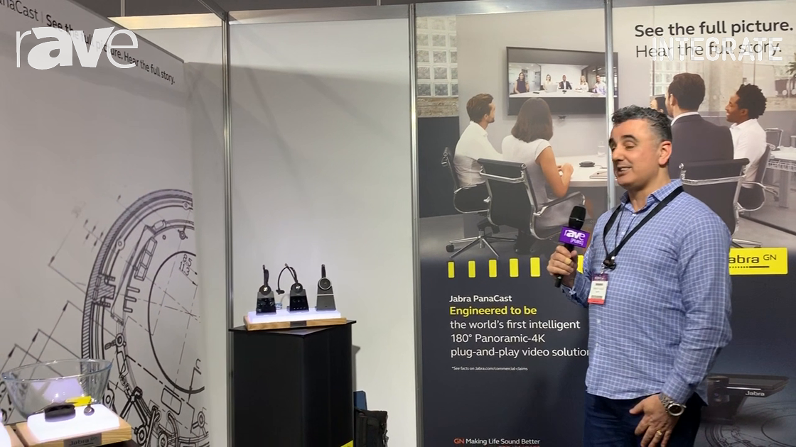 Integrate 2019: Jabra Talks About Headset Solutions for UC