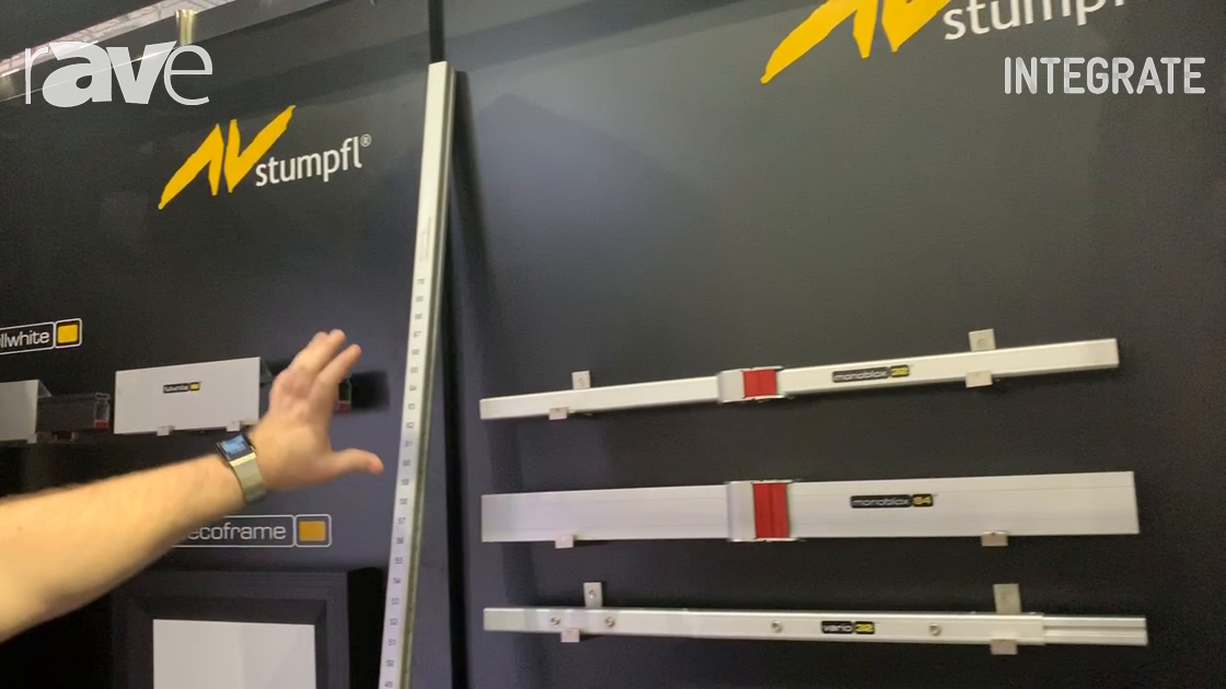 Integrate 2019: AV Stumpfl Talks About Its Screen and Frame Solutions