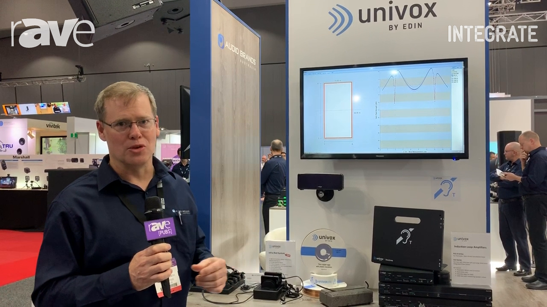 Integrate 2019: Audio Brands Australia Intros Univox Hearing Assistance Products