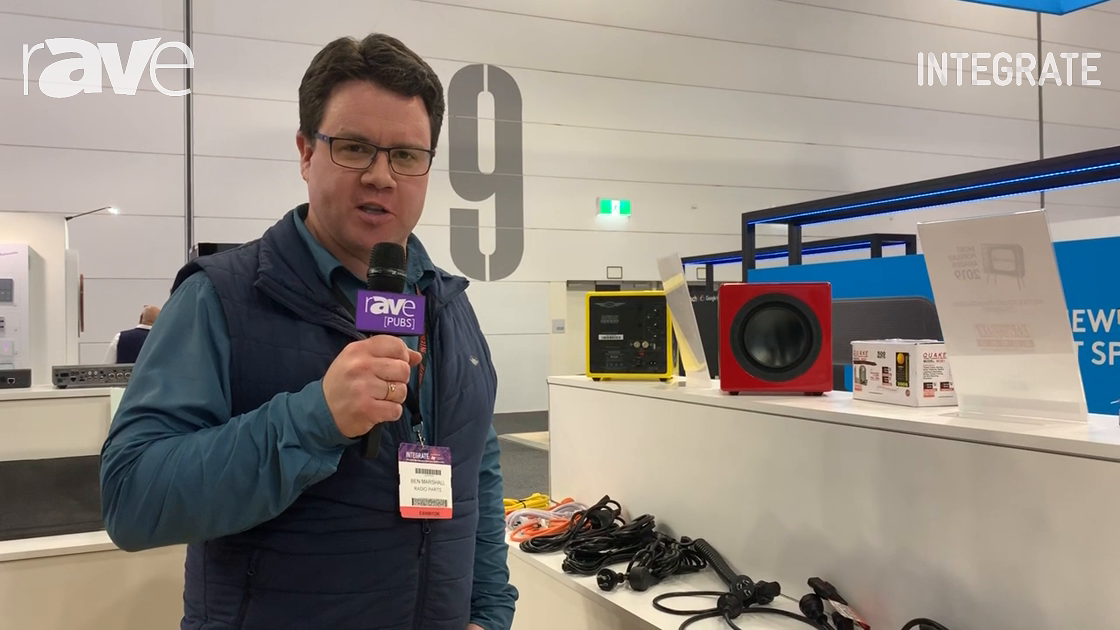 Integrate 2019: Radio Parts Talks About Its Custom-Built Power Cable Solutions