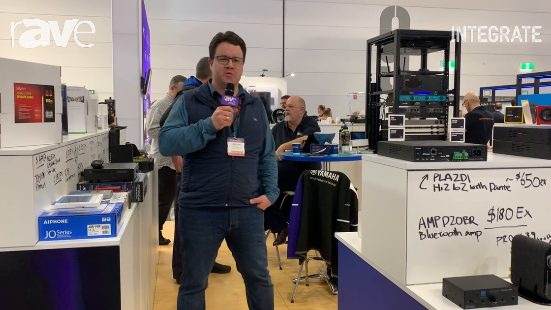 Integrate 2019: Radio Parts Distributes Everything from Yamaha to Bowers & Wilkins in Australia