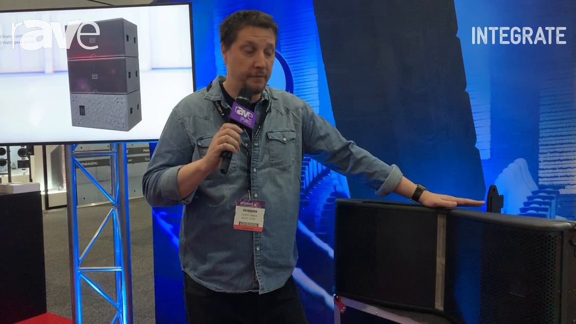 Integrate 2019: Turbosound Previews a New Full Scale Line Array at Australis Music Group