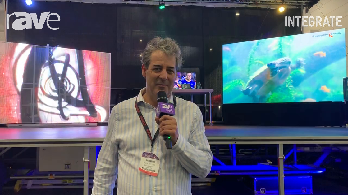 Integrate 2019: Big Screen Video Offers LED Displays to Australia and New Zealand