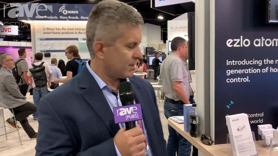 CEDIA 2019: Ezlo Innovations Showcases Its Z-Wave Based Home Gateway Controllers
