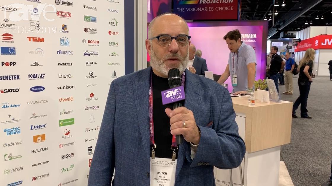 CEDIA 2019: Z-Wave Alliance Has Over 700 Members, Talks Certified Installer Tool Kit