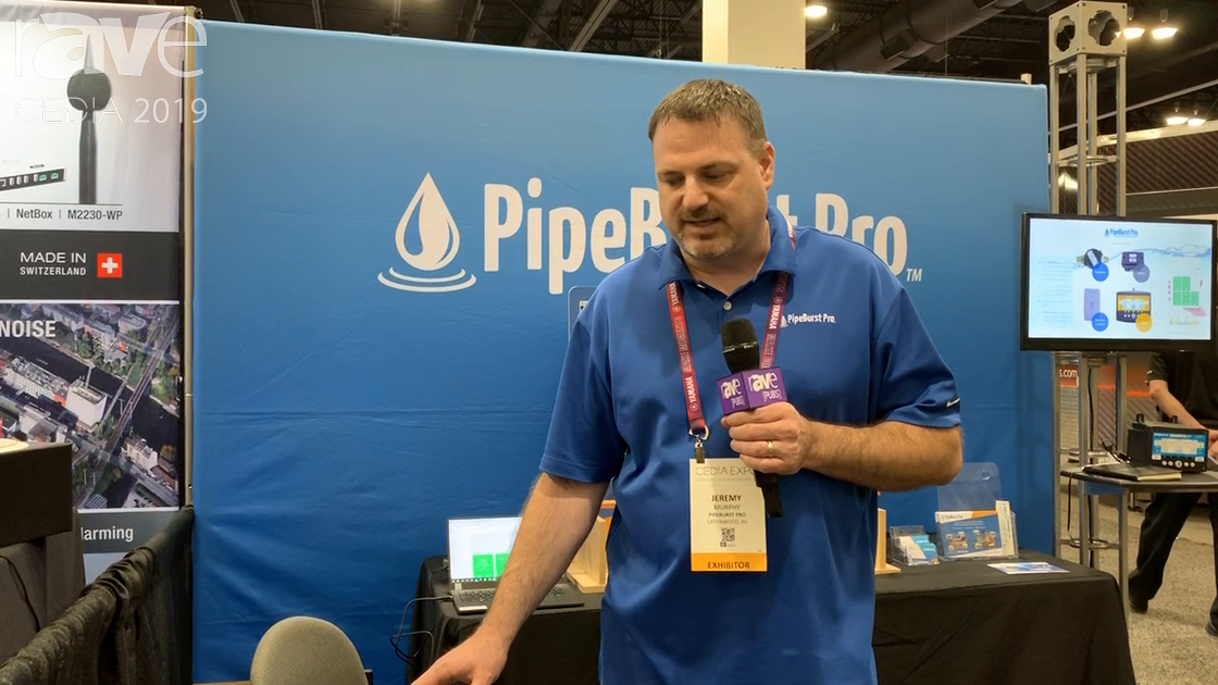 CEDIA 2019: GreenField Direct Showcases Automatic Security Valve for Automatic Water Shut-Off