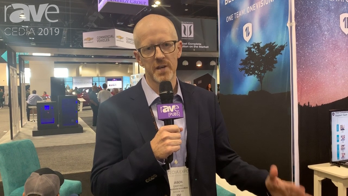 CEDIA 2019: OneVision Resources Offers White-Label Service and Support to Integrators