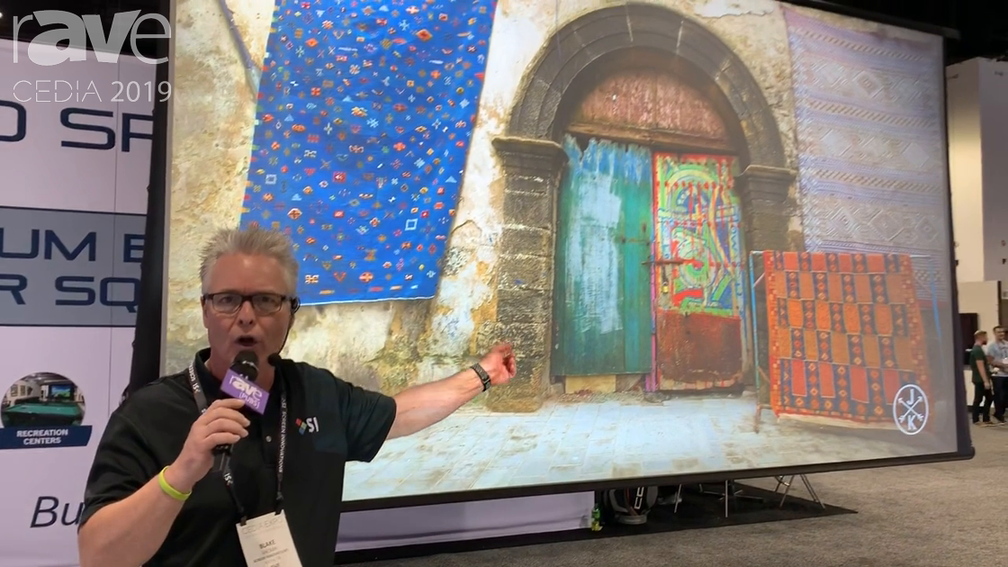 CEDIA 2019: Screen Innovations Now Offers Rollable Televsion With Zero-G