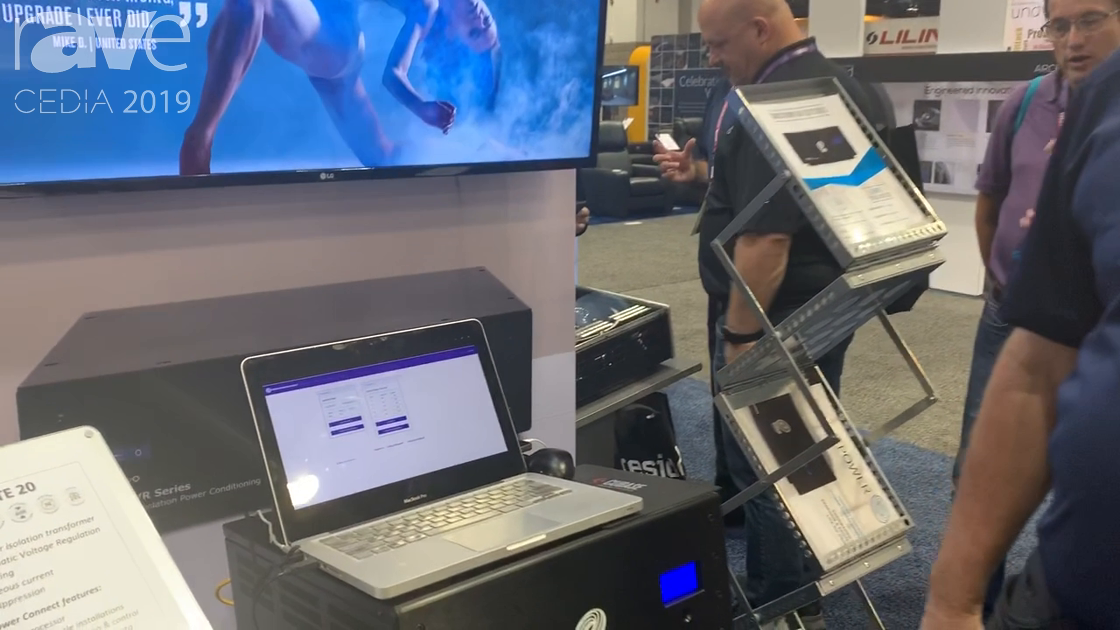 CEDIA 2019: TORUS POWER Introduces AVR Elite, Torus Power Connect Cloud-Based Monitoring System