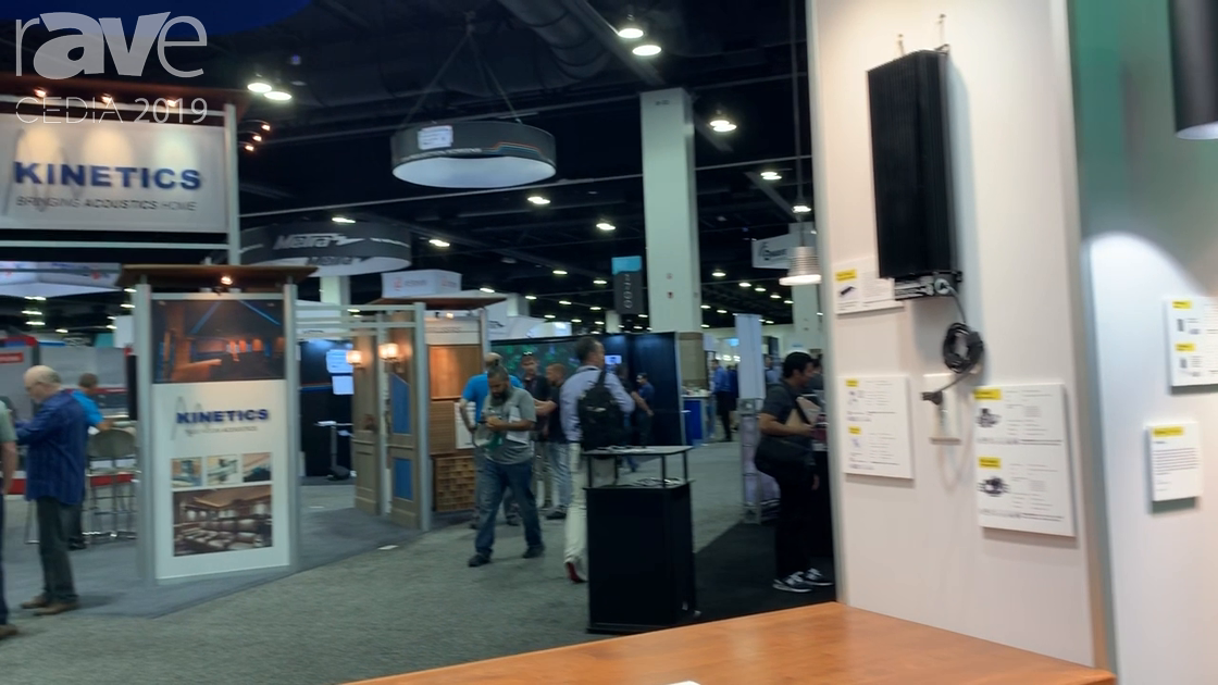 CEDIA 2019: LumaStream Showcases Its Low-Voltage Power Supplies for LED Lighting