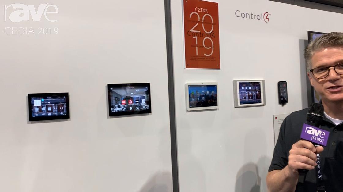 CEDIA 2019: Control4 Reveals Its Smart Home OS 3.1