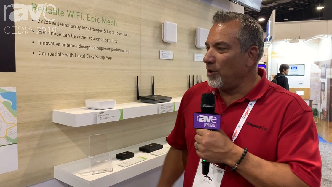 CEDIA 2019: Luxul Overviews Remote Monitoring and Management (RMM) Software