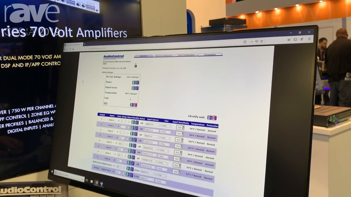 CEDIA 2019: AudioControl Shows How the SDS Protocol Works in Its Director Software