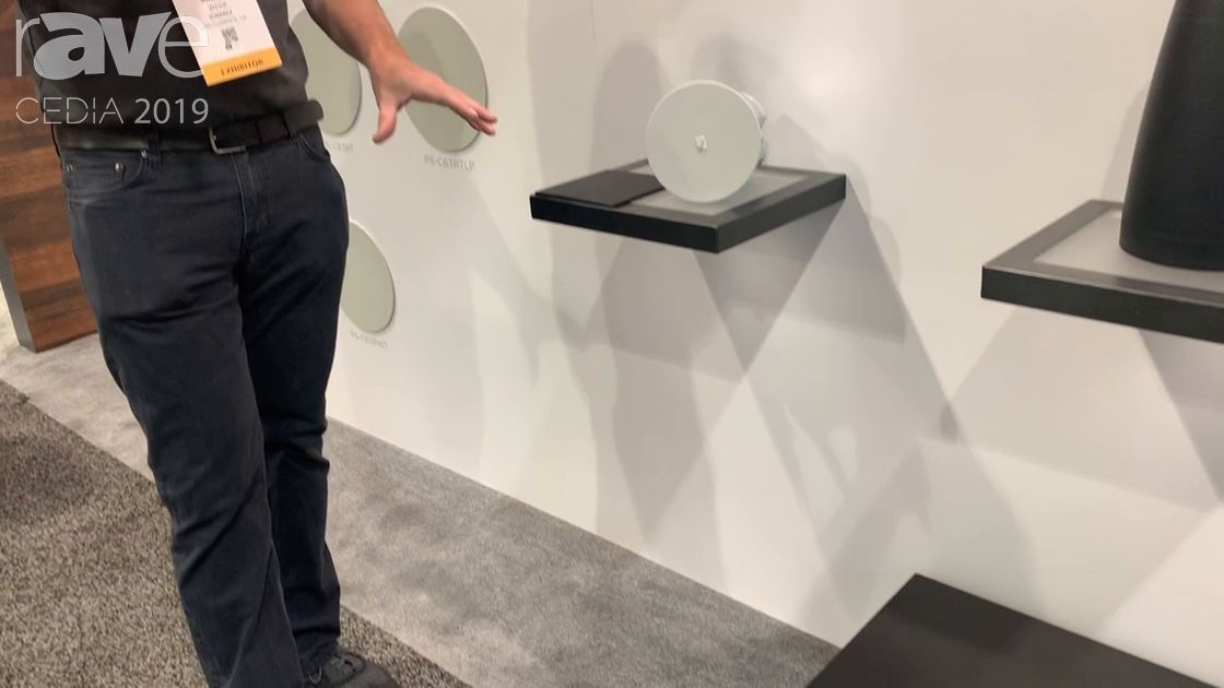 CEDIA 2019: Sonance Talks About Versatile PS-S210SUBT Professional Series Subwoofer