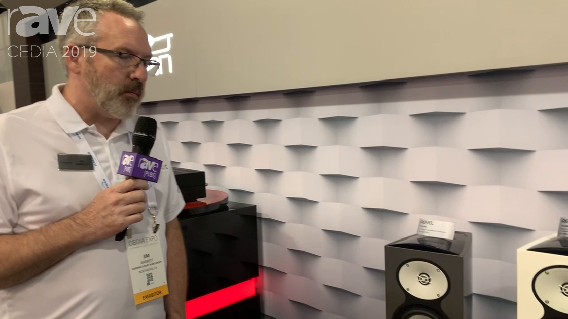 CEDIA 2019: Revel Shows Off F226B2 Floodstanding Loudspeaker