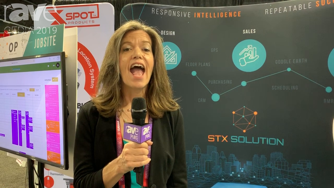 CEDIA 2019: STX Solution Explains Project Management Solution