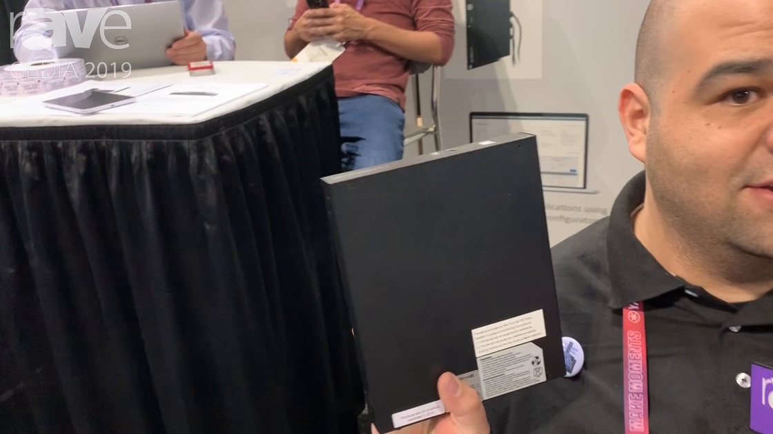 CEDIA 2019: Xtreme Power Features Tiny J60 Battery Power Supply