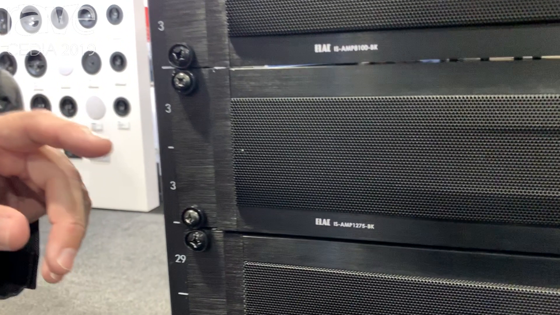 CEDIA 2019: ELAC Shows Off Its IS-AMP-1275 Multi-Channel Amplifier